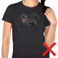 Too Dark T-Shirt