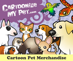 Cartoon Pet Merchandise