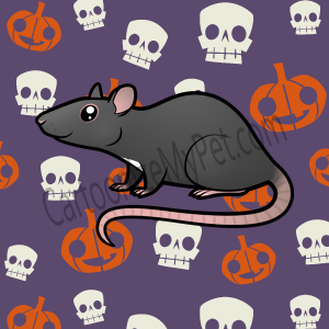 Here's the cartoon Rat I made at Cartoonize My Pet!